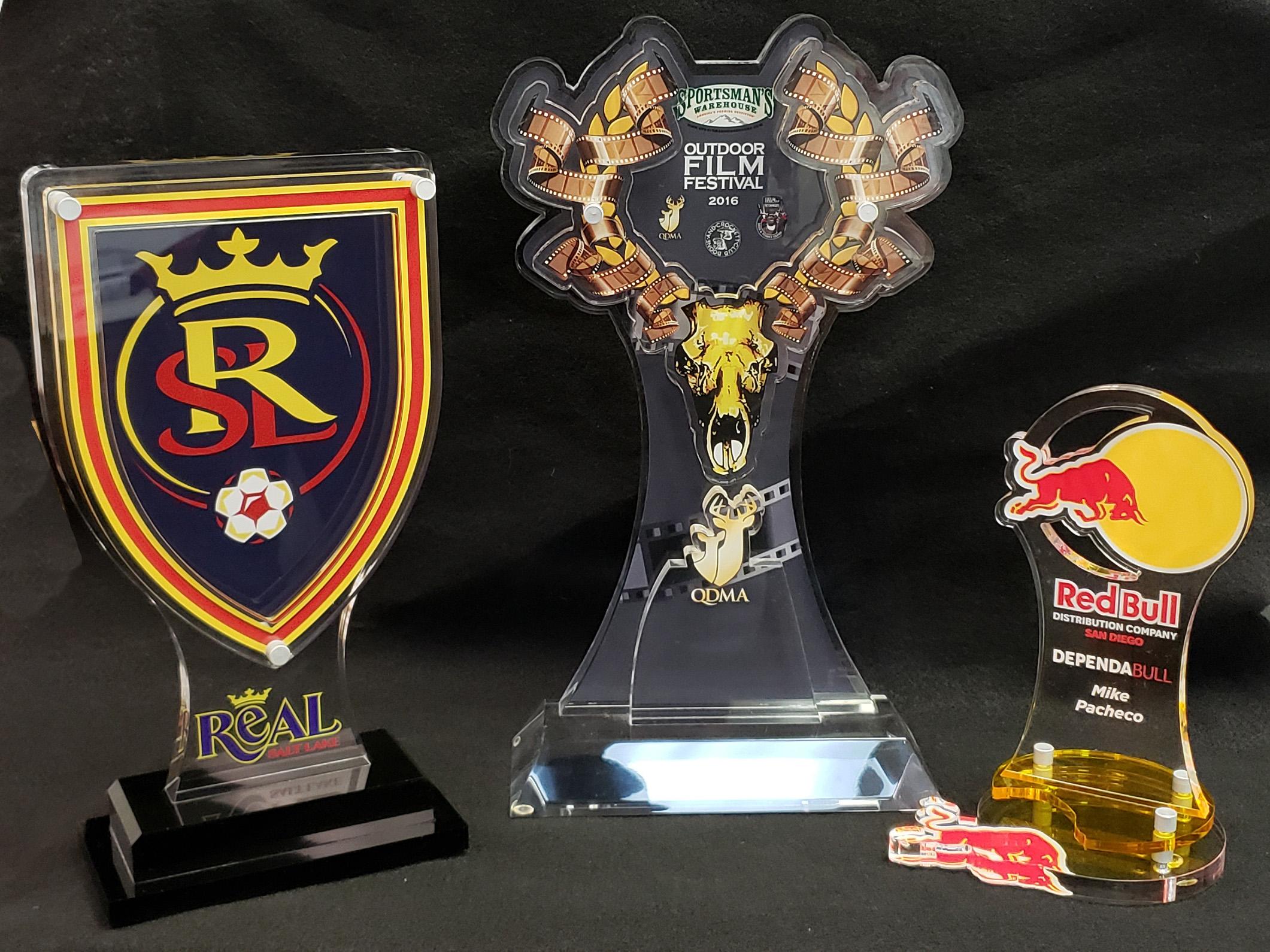 mcgee s awards engraving logocut awards signs