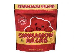 sweet candy company cinnamon bears