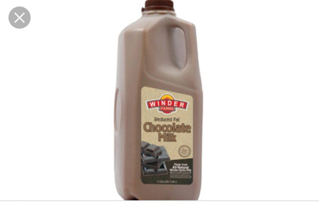 winder farm chocolate milk