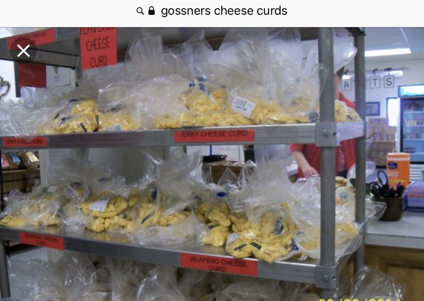 gossner cheese curds