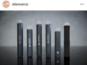 silencerco firearm suppressor