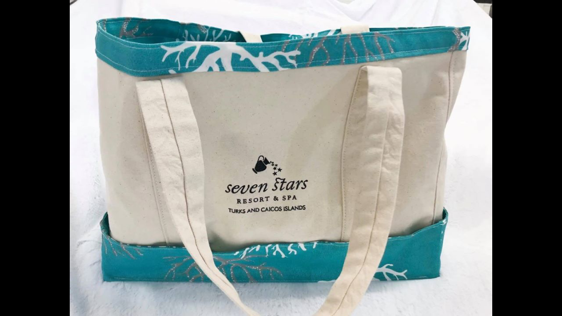 crockett gear bohicket beach bag