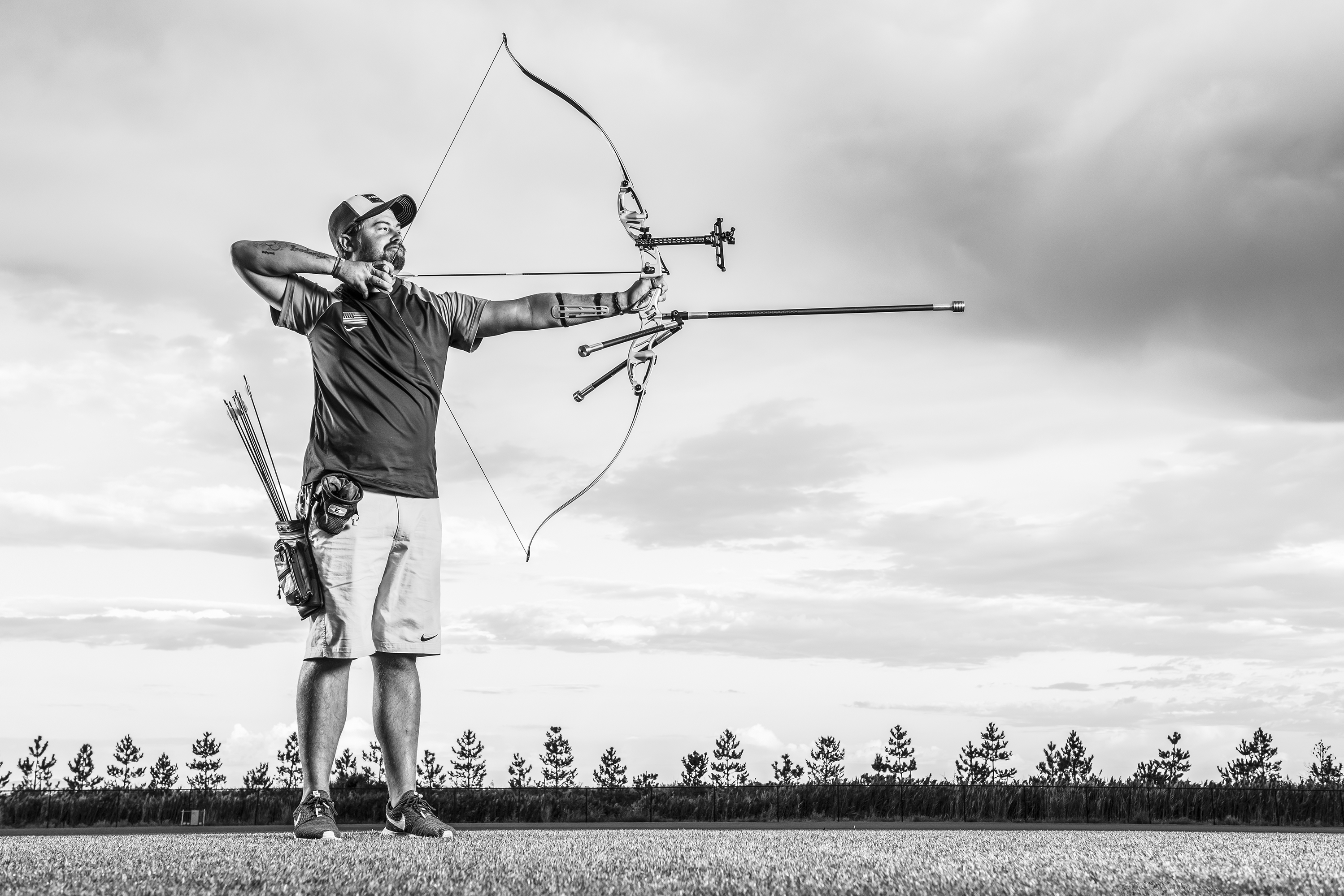hoyt archery olympic champions to rambo katniss to the avengers they all rely on utah made hoyt archery bows now that is cool