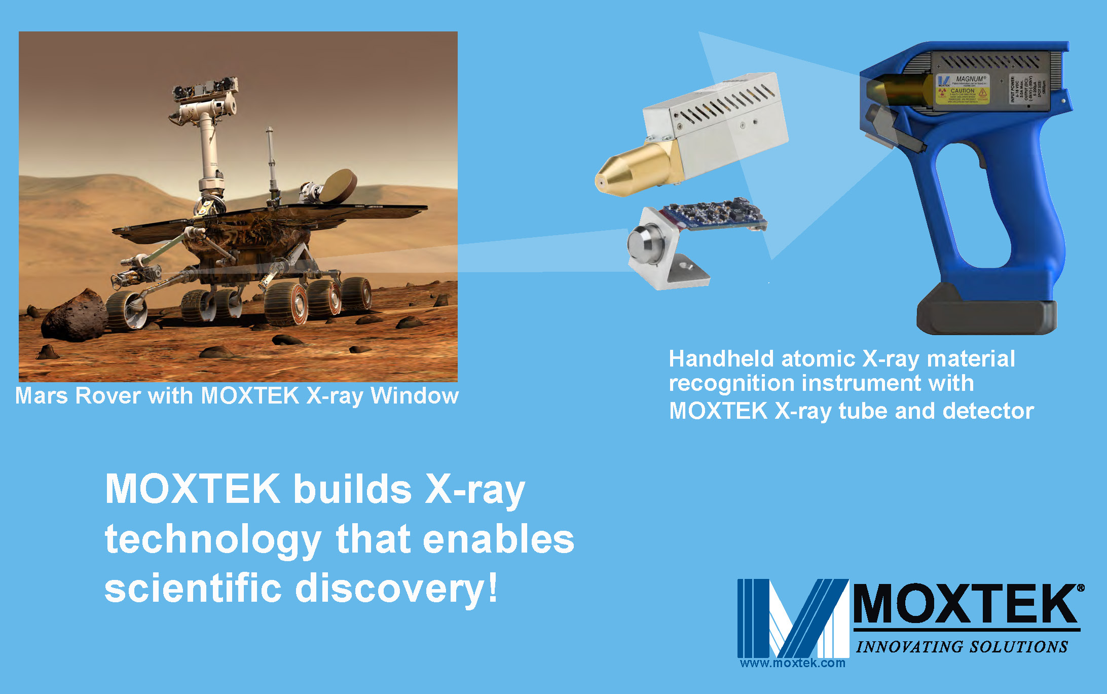moxtek x ray devices