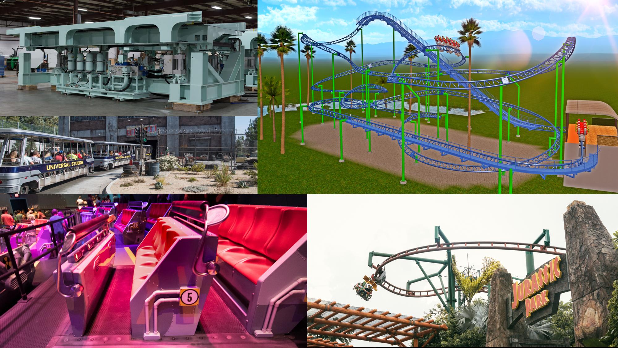 jr automation setpoint amusement park rides