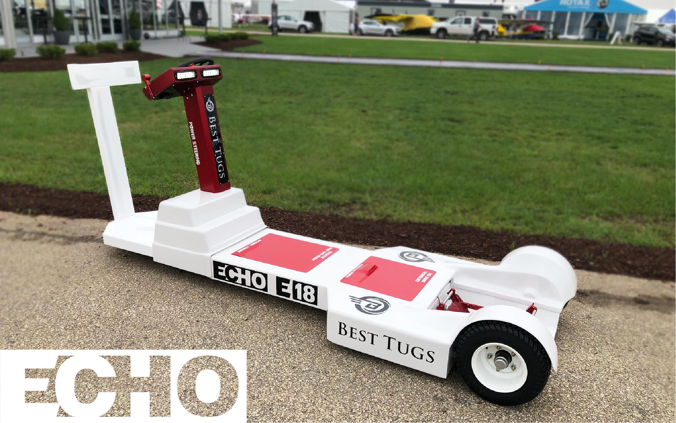 best tugs echo aircraft tug