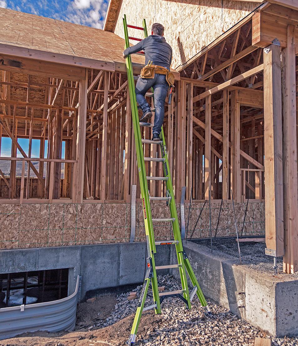 little giant ladder systems hyperlite sumostance ladder