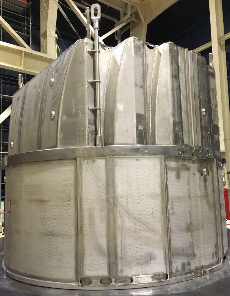 petersen inc dryer nuclear power plant