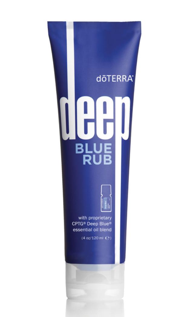 doterra reg deep blue reg rub