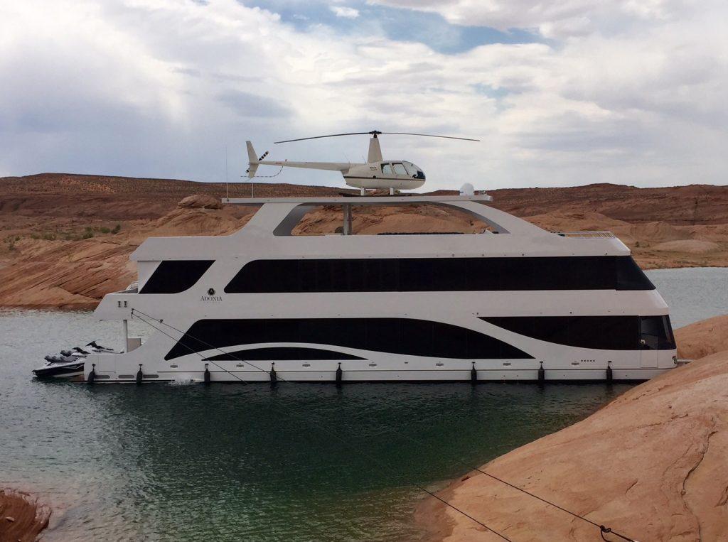 adonia yacht houseboats