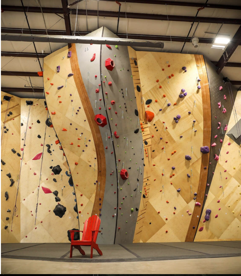 vertical solutions inc rock climbing hold and walls
