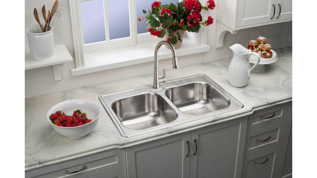 elkay manufacturing stainless steel sinks