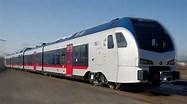 stadler rail passenger trains