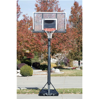 lifetime products adjustable portable basketball hoop