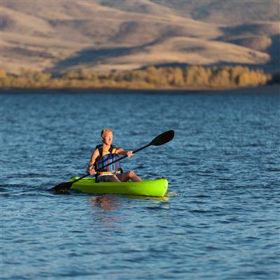 lifetime products tahoma 100 sit on top kayak