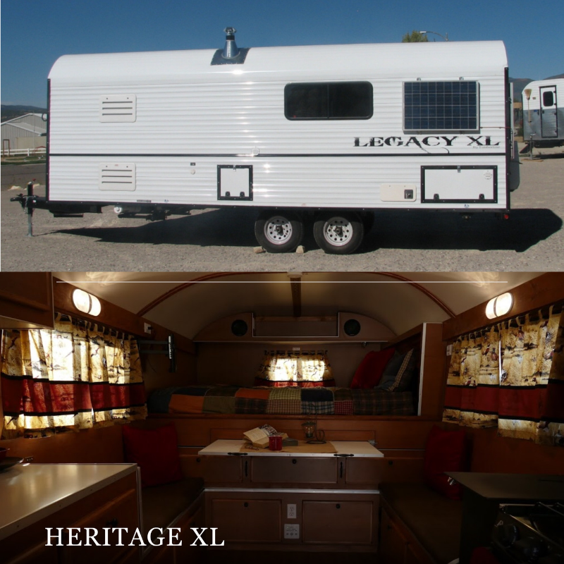 western range camps heritage xl