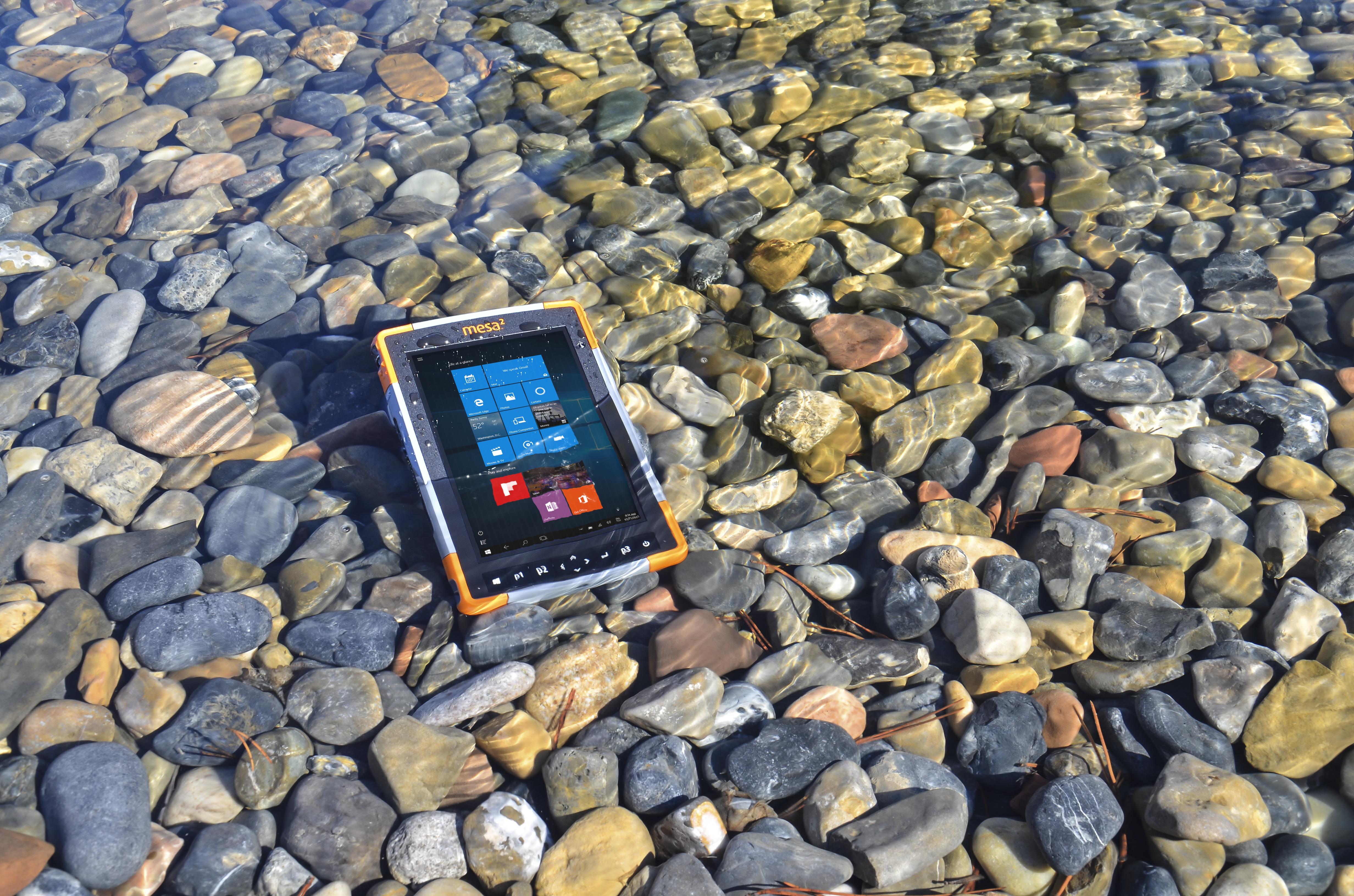 juniper systems mesa 2 rugged tablet