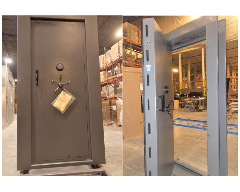 liberty safe security products home business security vault door