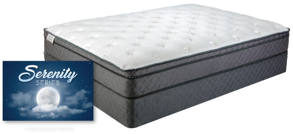uinta mattress serenity pillow top mattress