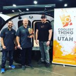 2019 Coolest Thing Made In Utah Contest Winner Bean Trailer