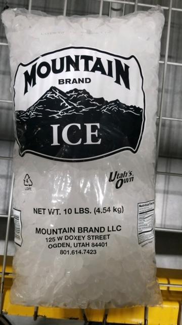mountain brand ice