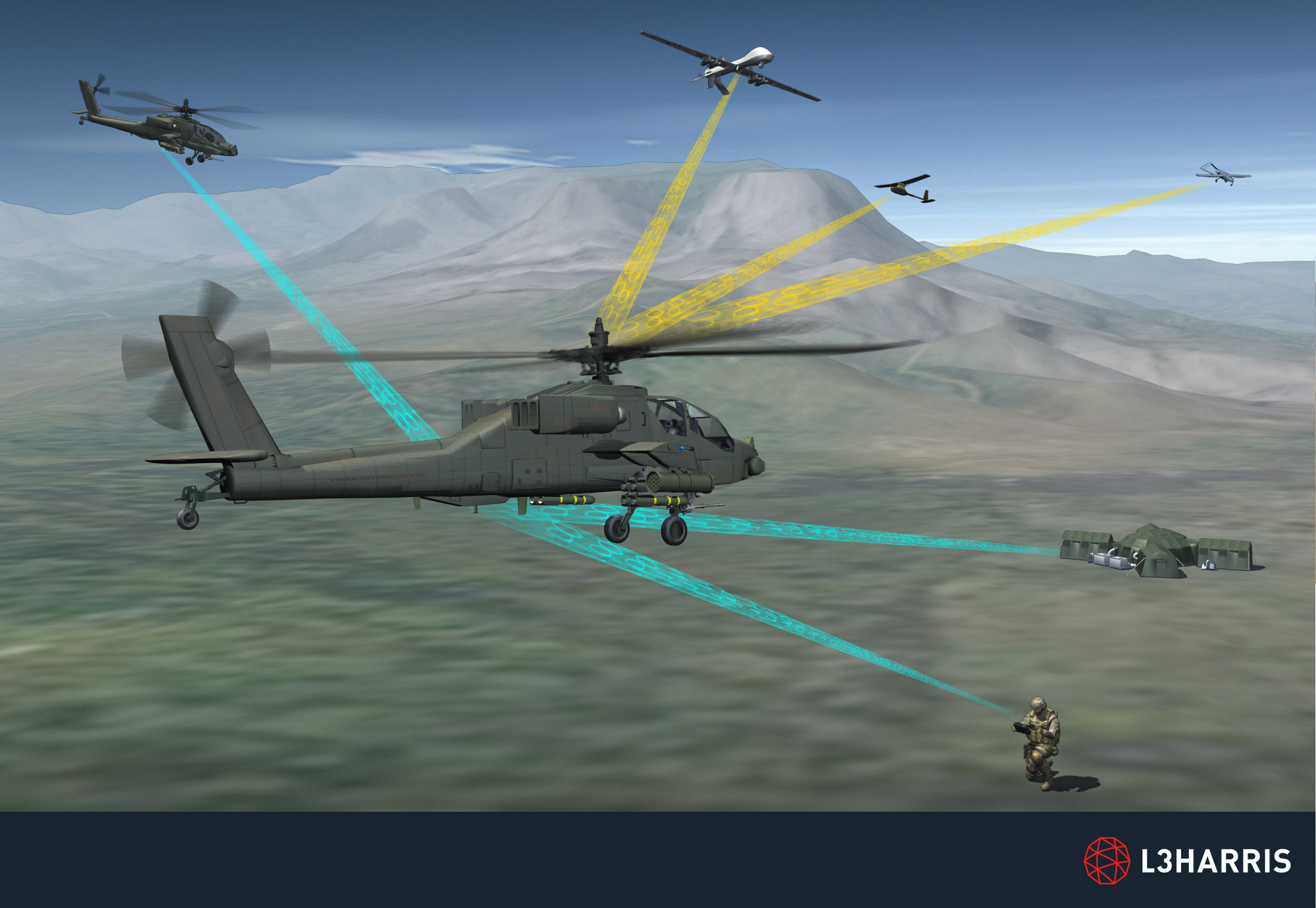 l3harris rsquo manned unmanned teaming mumt airborne data link system made in utah protecting troops worldwide