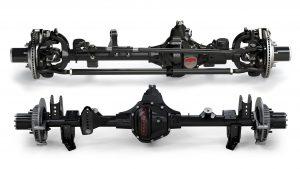 teraflex hd jeep wrangler 60 axle assemblies
