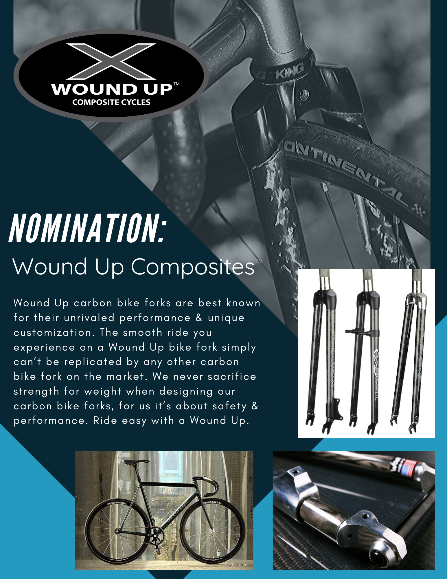 wound up composite cycles