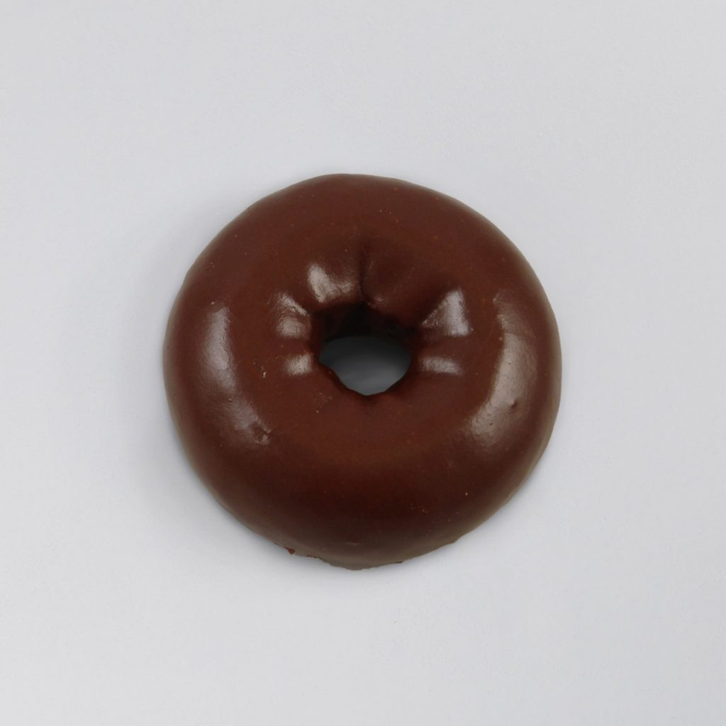 dunford chocolate doughnut